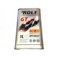 Масло ROLF GT 5w40 (1L)